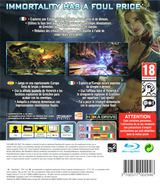 Knights Contract PS3 cover (BLES01001)