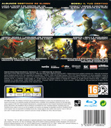 X-Men: Destiny PS3 cover (BLES01351)