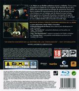 L.A. Noire: La Edición Completa PS3 cover (BLES01488)