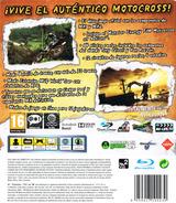 MUD FIM Motocross World Championship PS3 cover (BLES01551)