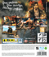 Ride to Hell: Retribution PS3 cover (BLES01581)