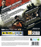 Sniper Elite V2 - Game of the Year Edition PS3 cover (BLES01812)