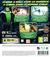 Ben 10: Omniverse 2 PS3 cover (BLES01899)