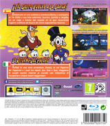DuckTales: Remastered PS3 cover (BLES01969)