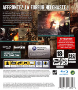 Killzone 2 pochette PS3 (BCES00081)