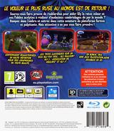 The Sly Trilogy pochette PS3 (BCES00968)