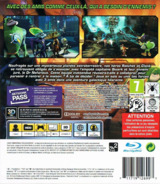 Ratchet & Clank: All 4 One pochette PS3 (BCES01141)