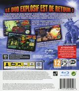 Jak & Daxter The Trilogy pochette PS3 (BCES01325)