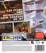 NBA Street Homecourt pochette PS3 (BLES00038)
