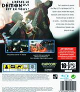 Devil May Cry 4 pochette PS3 (BLES00186)