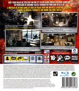 Tom Clancy's Rainbow Six: Vegas 2 pochette PS3 (BLES00237)