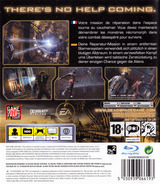 Dead Space pochette PS3 (BLES00309)