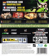 WWE Smackdown vs Raw 2009 pochette PS3 (BLES00361)