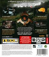 Alone in the Dark: Inferno pochette PS3 (BLES00422)