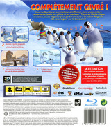 Happy Feet 2: The Video Game pochette PS3 (BLES01452)