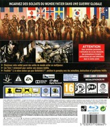 Medal of Honor Warfighter pochette PS3 (BLES01636)