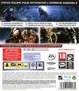 Dead Space 3 pochette PS3 (BLES01733)