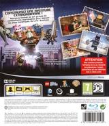 The LEGO Movie Videogame pochette PS3 (BLES01964)