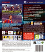 Pro Evolution Soccer 2015 pochette PS3 (BLES02087)