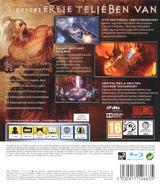 Diablo III PS3 cover (BLES01921)