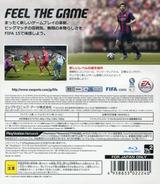 FIFA 15 (EA Best Hits) PS3 cover (BLJM61285)