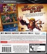 Jak & Daxter Collection PS3 cover (BCUS98081)