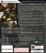 Resistance 2 (Collector's Edition) PS3 cover (BCUS98190)