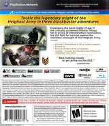 Killzone Trilogy PS3 cover (BCUS99075)