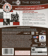 Tom Clancy's Rainbow Six: Vegas 2 (Limited Edition) PS3 cover (BLUS30131)