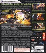 Ghostbusters: The Video Game PS3 cover (BLUS30307)