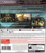 Two Worlds II PS3 cover (BLUS30550)