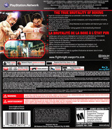 Fight Night Champion PS3 cover (BLUS30608)