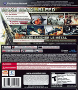 Ace Combat: Assault Horizon PS3 cover (BLUS30613)