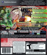 The King of Fighters XIII PS3 cover (BLUS30845)