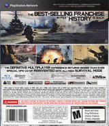 Call of Duty:Modern Warfare 3 PS3 cover (BLUS30887)