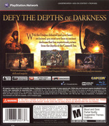 Dragon's Dogma: Dark Arisen PS3 cover (BLUS31155)