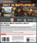 Battlefield 4 PS3 cover (BLUS31162)
