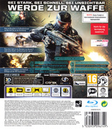 Crysis 2 PS3 cover (BLES01060)