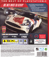 Need for Speed: Rivals PS3 cover (BLES01894)