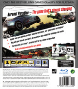 Burnout Paradise PS3 cover (BLES00073)