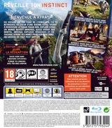 Far Cry 4 pochette PS3 (BLES02011)