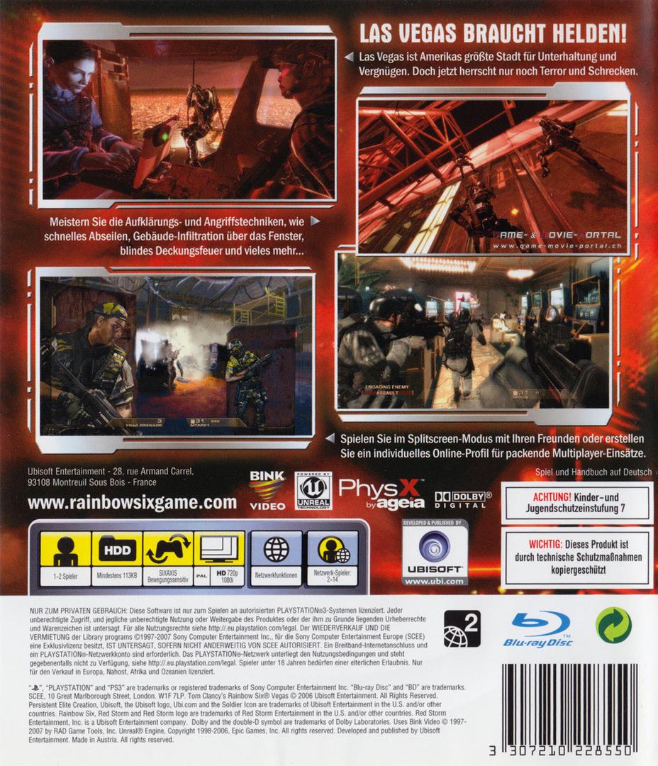 PS3 backHQ (BLES00054)