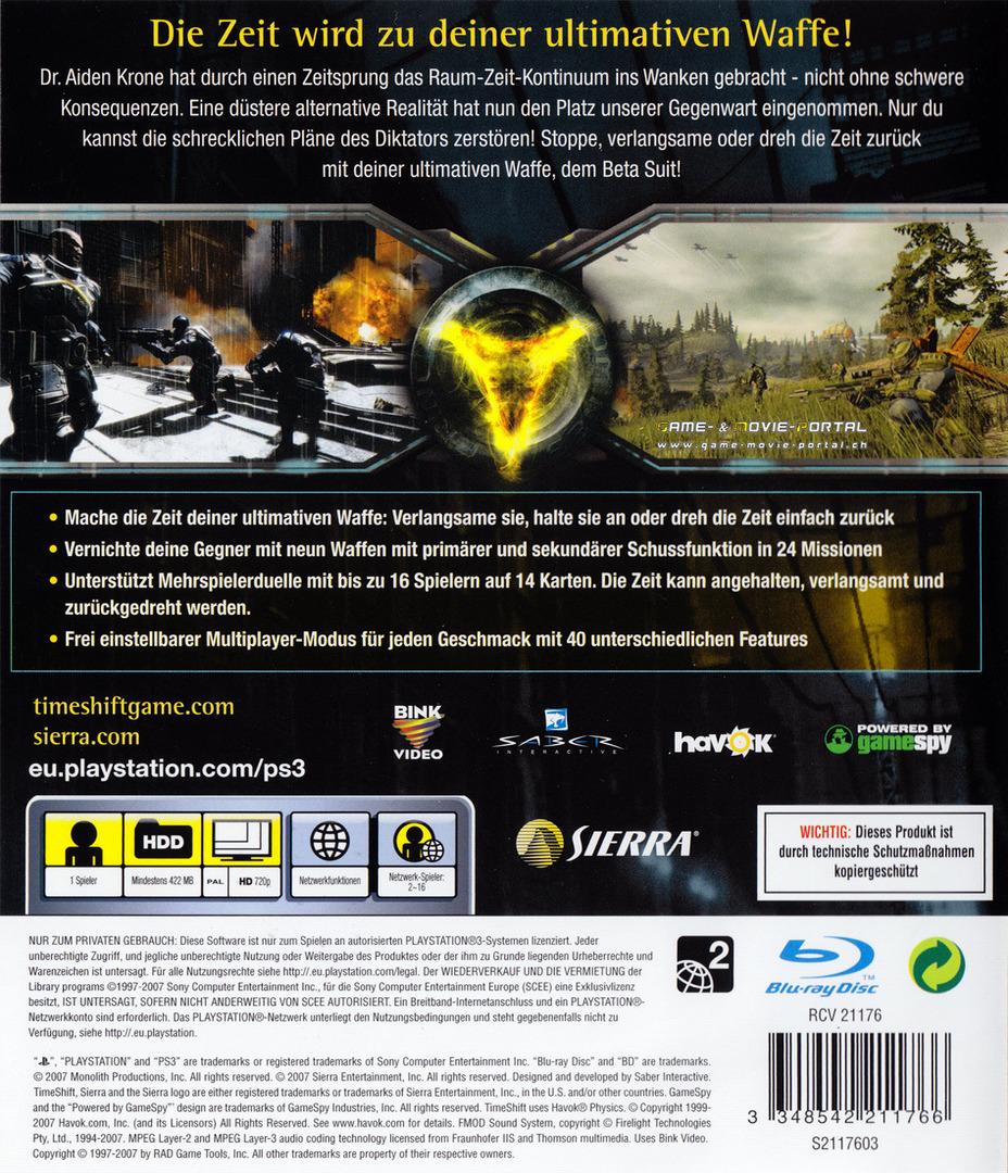 PS3 backHQ (BLES00160)