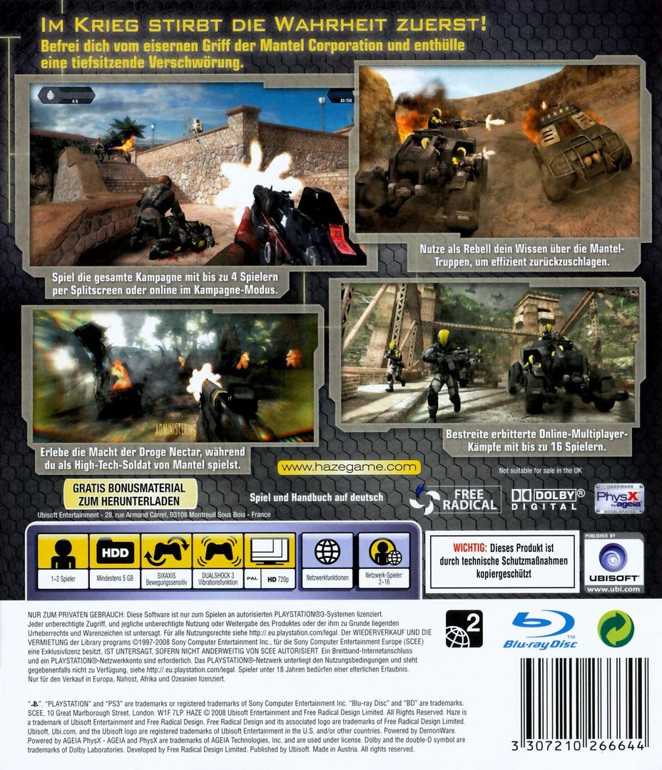 PS3 backHQ (BLES00164)