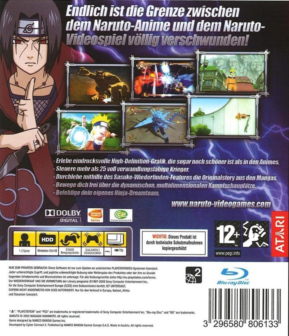 PS3 backHQ (BLES00371)