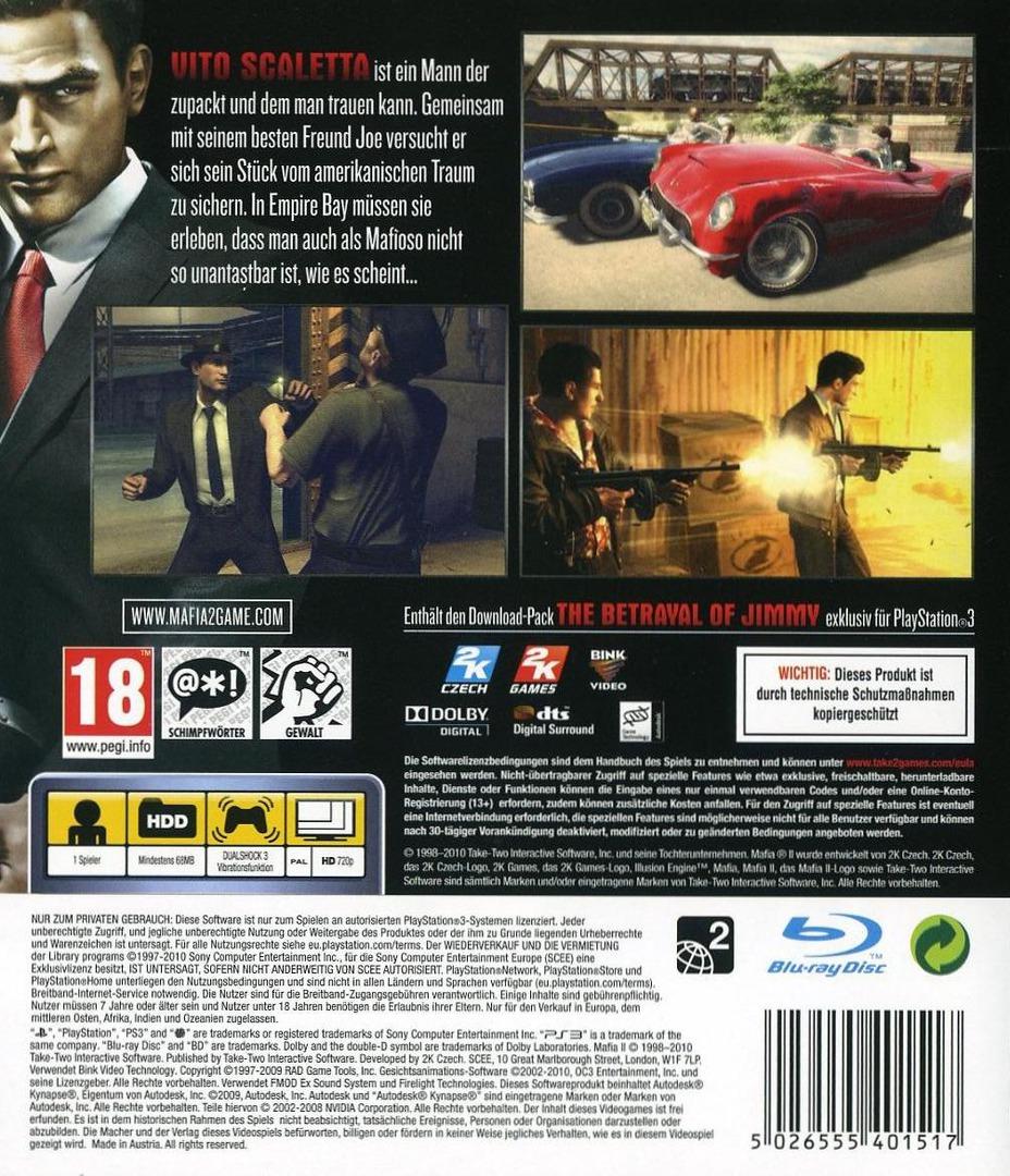 PS3 backHQ (BLES00521)