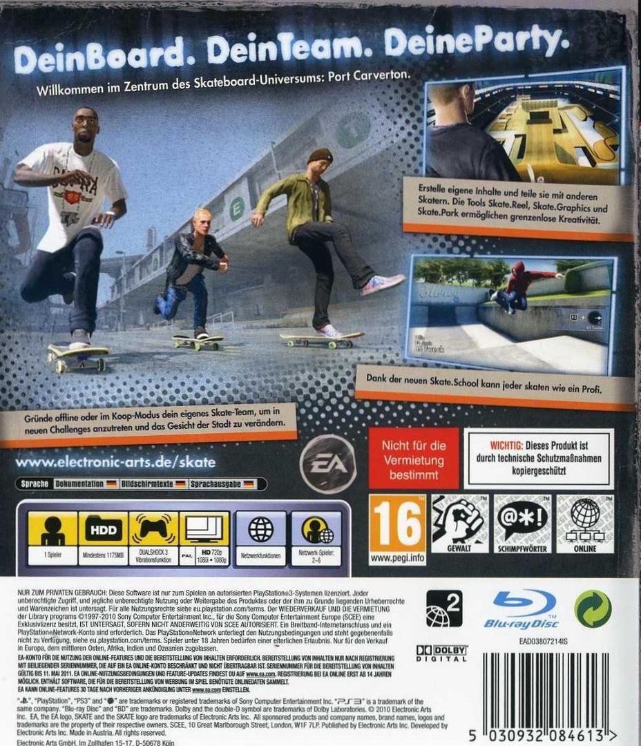 PS3 backHQ (BLES00760)