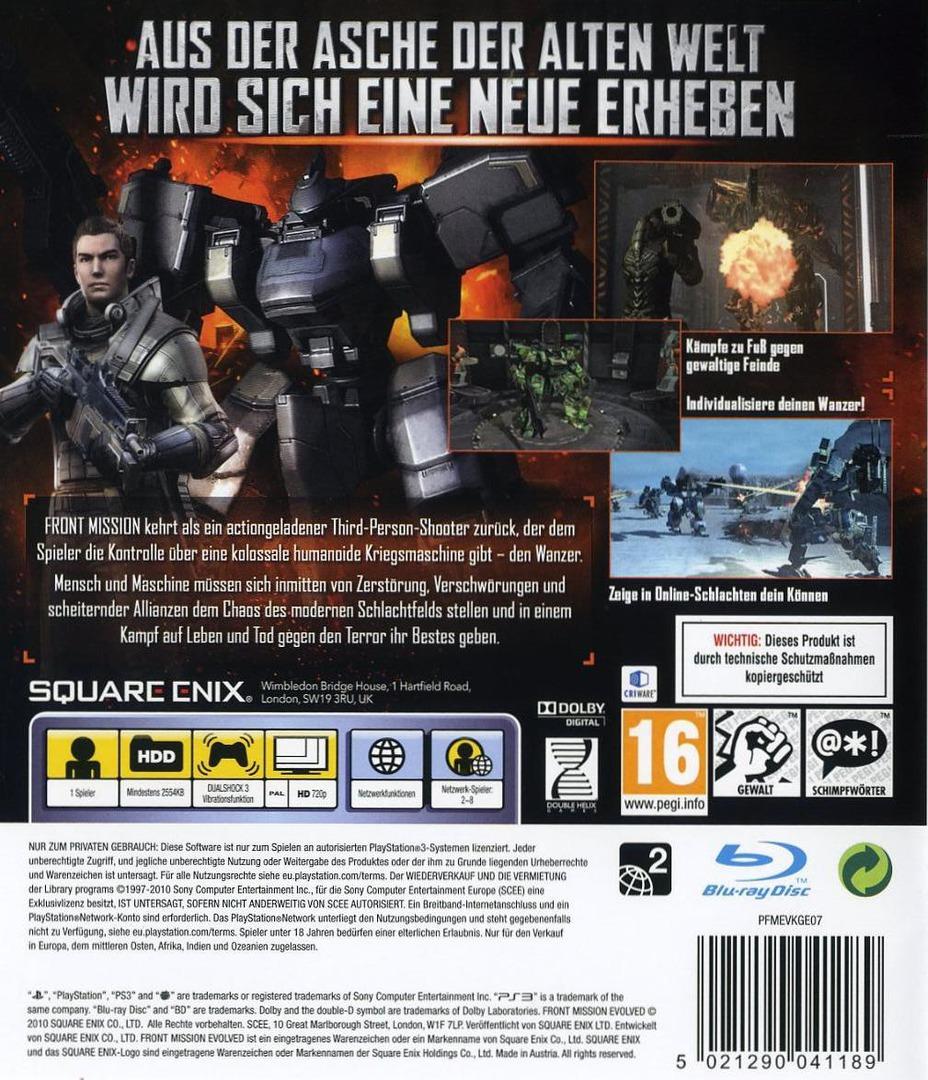 PS3 backHQ (BLES00788)