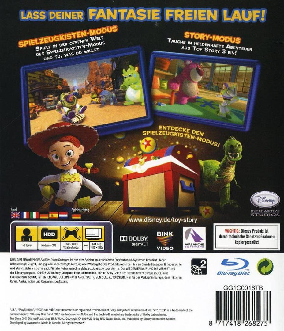 PS3 backHQ (BLES00876)