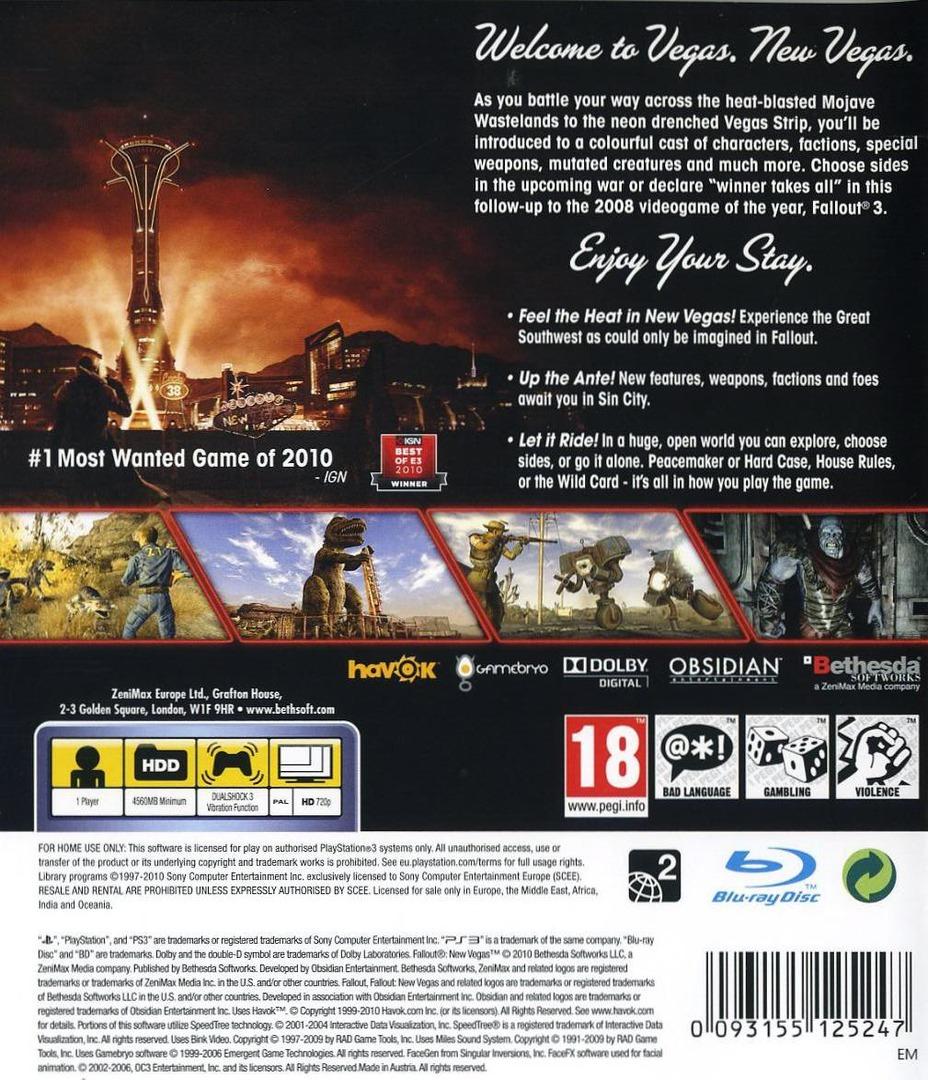 PS3 backHQ (BLES00901)